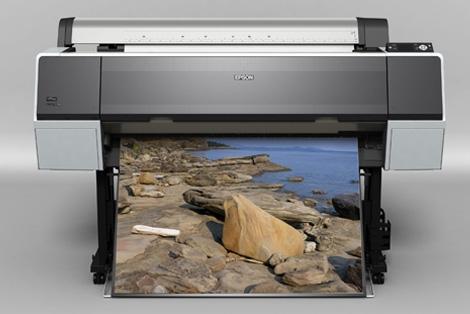 Impressão digital de grande formato