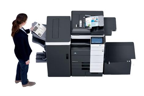 Impressão digital de pequeno formato